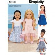 Simplicity Sewing Pattern 8903