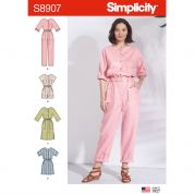 Simplicity Sewing Pattern 8907