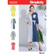 Simplicity Sewing Pattern 8908
