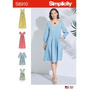 Simplicity Sewing Pattern 8910