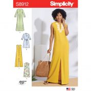 Simplicity Sewing Pattern 8912