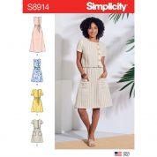 Simplicity Sewing Pattern 8914