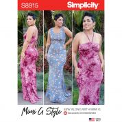 Simplicity Sewing Pattern 8915