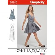 Simplicity Sewing Pattern 8916