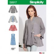 Simplicity Sewing Pattern 8917