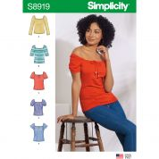 Simplicity Sewing Pattern 8919