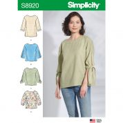 Simplicity Sewing Pattern 8920