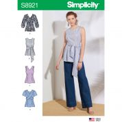 Simplicity Sewing Pattern 8921