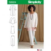 Simplicity Sewing Pattern 8924