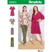Simplicity Sewing Pattern 8925