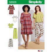 Simplicity Sewing Pattern 8926