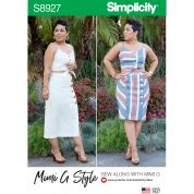 Simplicity Sewing Pattern 8927