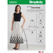 Simplicity Sewing Pattern 8929