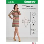 Simplicity Sewing Pattern 8930