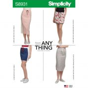 Simplicity Sewing Pattern 8931