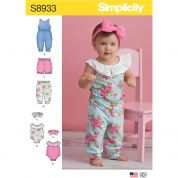 Simplicity Sewing Pattern 8933