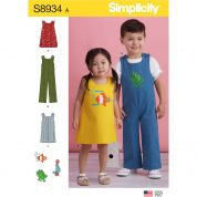 Simplicity Sewing Pattern 8934