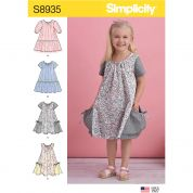 Simplicity Sewing Pattern 8935
