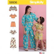 Simplicity Sewing Pattern 8936