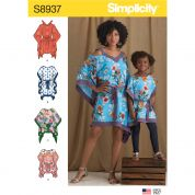 Simplicity Sewing Pattern 8937