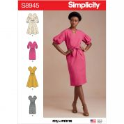 Simplicity Sewing Pattern 8945