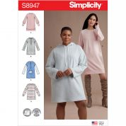 Simplicity Sewing Pattern 8947