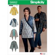 Simplicity Sewing Pattern 8952