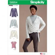 Simplicity Sewing Pattern 8954