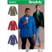 Simplicity Sewing Pattern 8955