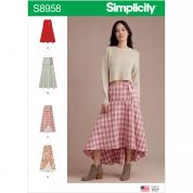 Simplicity Sewing Pattern 8958