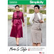 Simplicity Sewing Pattern 8959