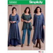 Simplicity Sewing Pattern 8960