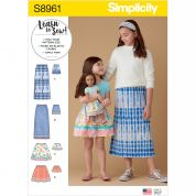 Simplicity Sewing Pattern 8961