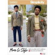 Simplicity Sewing Pattern 8962