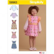 Simplicity Sewing Pattern 8963