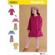 Simplicity Sewing Pattern 8964
