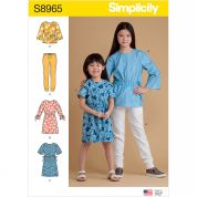 Simplicity Sewing Pattern 8965