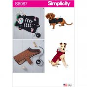 Simplicity Sewing Pattern 8967