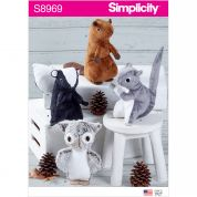 Simplicity Sewing Pattern 8969