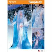 Simplicity Sewing Pattern 8971