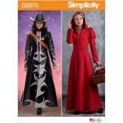 Simplicity Sewing Pattern 8974