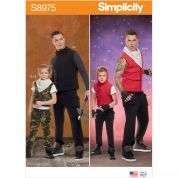 Simplicity Sewing Pattern 8975