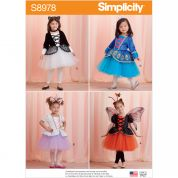 Simplicity Sewing Pattern 8978