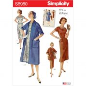 Simplicity Sewing Pattern 8980