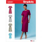 Simplicity Sewing Pattern 8981