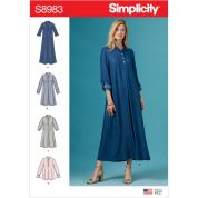 Simplicity Sewing Pattern 8983