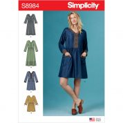 Simplicity Sewing Pattern 8984
