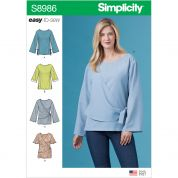 Simplicity Sewing Pattern 8986