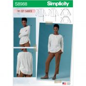 Simplicity Sewing Pattern 8988