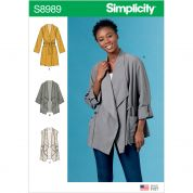 Simplicity Sewing Pattern 8989